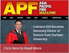 APF Publishes CEO Honorary Doctorate