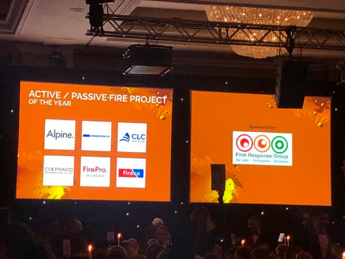 Active/Passive Fire Project of the Year