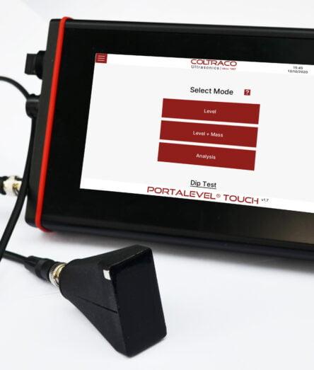 Portalevel TOUCH Ultrasonic Level Indicator for NOVEC