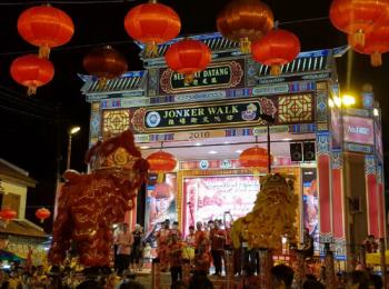 Chinese New Year Melaka