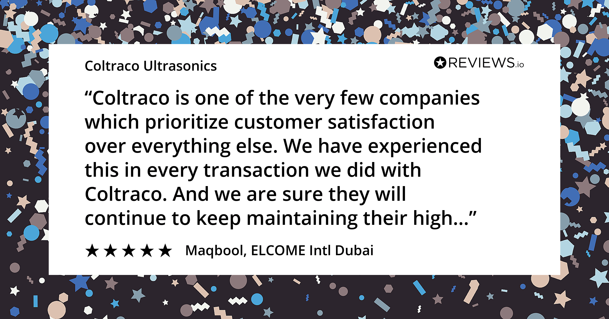 elcome review