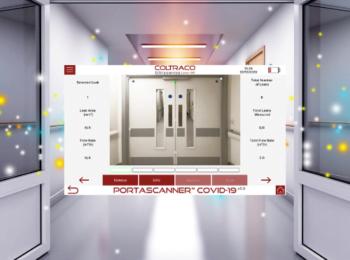 Portascanner COVID-19 pre-launch