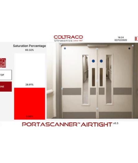 Portascanner AIRTIGHT 520 4