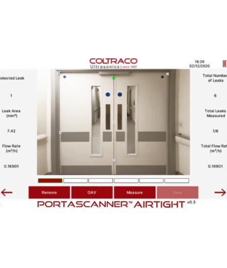 Portascanner AIRTIGHT 520 3