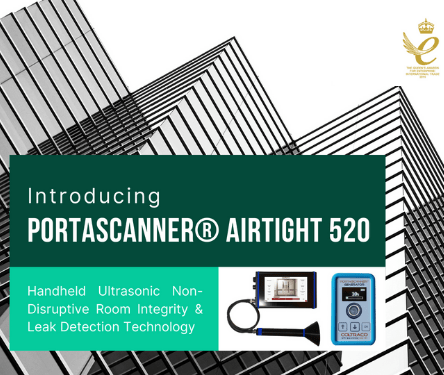 Portascanner AIRTIGHT 520 news