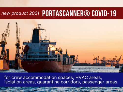 marine Portascanner® COVID-19