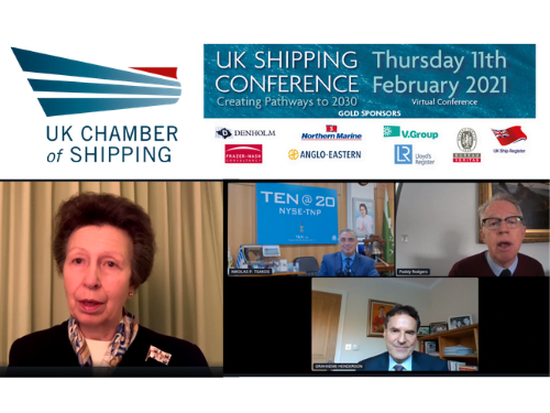 UK Chamber of Shipping Virtual Conference