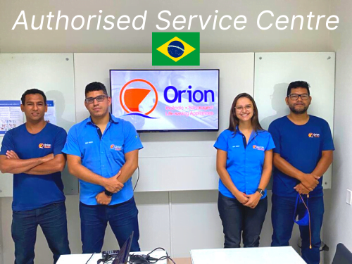 Orion Brazil Coltraco Service Station